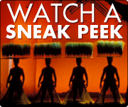 Get a Sneak Peek video of THE LION KING